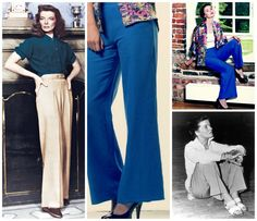 free wide cut trouser sewing pattern to sew