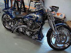 eBay: Harley-Davidson: Other 1999 harley davidson springer fxsts custom motorcycle #harleydavidson usdeals.rssdata.net