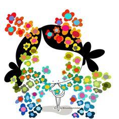 Ganasss de primaveraaaa... Eeeegunon mundo!! Monica Crema, Happy Design, Bible Art, More Than Words, New Pins, Happy Day, Painted Rocks, Zentangle, The Dreamers