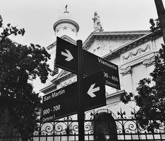 Dónde está DOGG? A media cuadra de esta esquina.  San Martín 657, Buenos Aires, Microcentro.