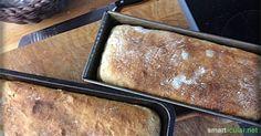 Toastbrot ganz einfach selbst backen statt kaufen