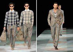 Meu mundo, Seu mundo: Etro, Gucci, Armani, Milão outono inverno!