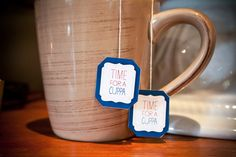 love this tag for tea bags via amy atlas.