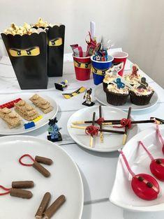Lego Ninjago Party Ideas with Cineworld