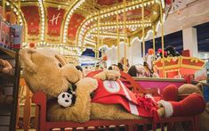 hamleys King Kong, Carousel, Carousels