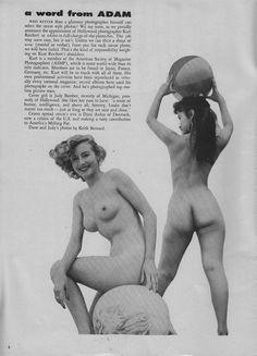 60th Anniversary Playmate Elsa Sorensen aka Dane Arden (left), Miss September…