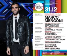 MARCO MENGONI - THE STAR OF THE NEW YEAR'S EVE