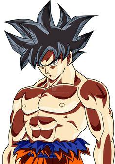 Goku Limit Breaker | Dragon Ball Super | Pinterest | Goku ...