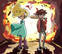 star vs the forces of evil and miraculous ladybug - Google Search