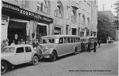 1934 Citroën buses delivered to Väinö Paunu Oy Buses, Finland, Ford, Ford Trucks, Ford Expedition