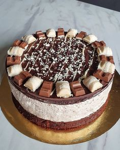 Cheesecake Recipes, Dessert Recipes, Desserts, Black Forest Birthday Cake, Diy Gift Box, Cheesecakes, Goodies, Food And Drink, Sweets