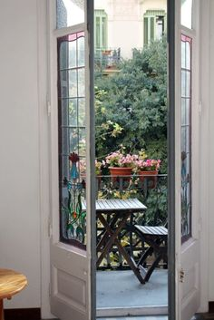 would like these doors going out to the patio