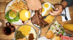 Do you overeat? 8 ways to break the binge-eating cycle Binge Eating, Stop Eating, Blood Type Diet, Blood Types, American Diet, Snacks Saludables, Eat Fat, Calorie Diet, Nutrition Tips