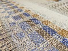 Ravelry: LadyBugFixer's Kitchen towels in korndräll/ kjøkkenhåndklær i korndreiel
