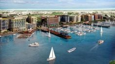 Ward 6: 'The Wharf' Aims To Redefine D.C.'s Southwest Waterfront