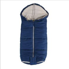 Winter Baby Sleeping Bag For Stroller Infant sleeping Sack toddler Newborn Sleepsacks Soild Warm Muslin Cotton Baby Sleep Nest