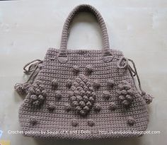 Another FREE pattern for the Bobble bag