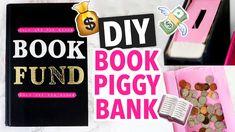 DIY Piggy Bank made from a Book! - HGTV Handmade