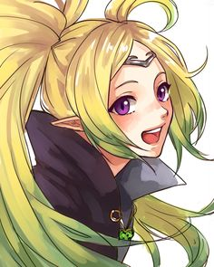 For those who requested just the Nowi profile : FireEmblemHeroes