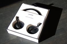CAEDEN's beautifully designed on-ear Linea N° 1 headphones deliver superior sound and style http://hntd.ch/1zmBAk2