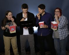 Me and @justanotheridijiton showed Jensen Tumblr~  *munches popcorn* – Please credit for edits, DC Con 2016