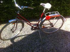 Myydään Ruotsissa tehty  Crescent merkkinen mummopyörä 70 luvulta.
