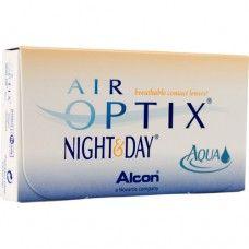 #Air #Optix #Night_&_Day Aqua