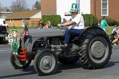 Ford Tractor by twg1942, via Flickr