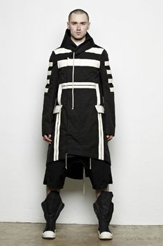 Visions of the Future: Rick Owens' Fall/Winter collection of 2013 looks promising.