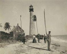 Cape Florida Lighthouse, Miami Beach, Summer, Painting, Summer Time, Painting Art, Paintings, Painted Canvas, Drawings