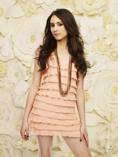 Spencer Hastings Pretty Little Liars Season 1 Promotional Photoshoot #4