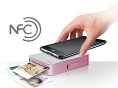 Cellphone Pocket Photo Printer with NFC Grand Pink Cute Stitch, Photo Printer, Top 5, Laser Printer, Cool Photos, Phone, Photography, Helpful Tips, Tech