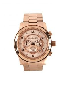 Michael Kors watch.  I own it and love it! & YES this is a female watch