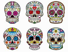 You Are The Guru: Mexican Sugar Skulls, The 5 Elements, My Latest ...