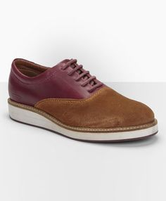 brand new 2c4fa eaaef  Oxford shoe for men. Suede and leather. Now just  49,90 Levis