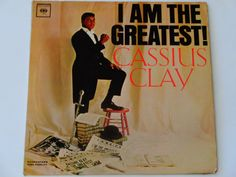 Cassius Clay  I Am the Greatest  Muhammad Ali by notesfromtheattic