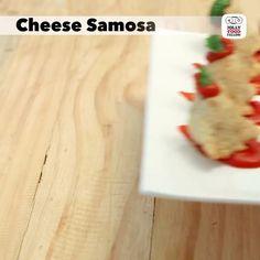 "Jolly Food Fellow on Instagram: ""Get the recipe of the Cheesy Cheese Samosa😘❤️😋 #cheese #samosa #cheesesamosa #cheesy #cheesypuffs #puffandcheese #crispyandcheesy #yummy…"""