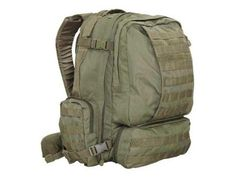 MilitaryBackPacks - Molle 3 Day Military Assault Pack Backpack–OD DIGITAL
