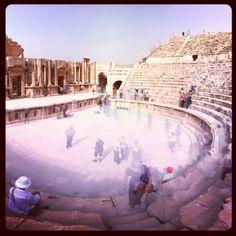 Jaresh theatre, Jordan