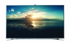 cool Samsung UN55F9000 55-Inch 4K Ultra HD 120Hz 3D Smart LED TV 2013 Model (Certified Refurbished) - For Sale