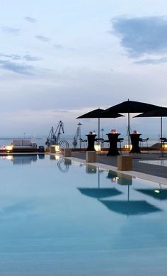 THE MET HOTEL is the best hotel in Thessaloniki