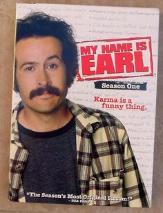 MY NAME IS EARL  Complete FIRST Season 1st 1 One TV Comedy Show
