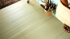 Watch Painting a Wood Floor: What You Need to Know in the Better Homes and Gardens Video