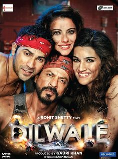 Dilwale: Bollywood DVD