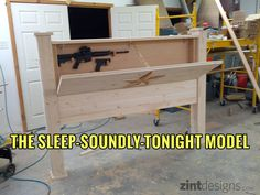 UPDATE 07/11/14: I am no longer taking orders but plans for the nighstand and headboard are now available.  The plans are step by step 58 pge photographic guide...