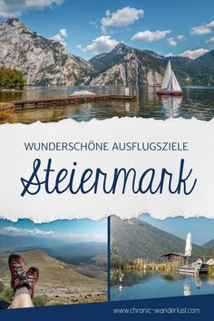 Reisen In Europa, Places To Go, Wanderlust, Vacation, Adventure, Mountains, Nature, Travelling, Highlights