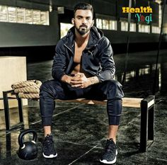 Three cricketers have made the cut for India's 50 Most Desirable Men of Indian captain Virat Kohli has sealed the fifth spot on the list. Lower Body Muscles, Back Muscles, Indian Bodybuilder, Cricket Wallpapers, Sports Personality, Cricket Sport, Gym Routine, Low Impact Workout, Boy Poses
