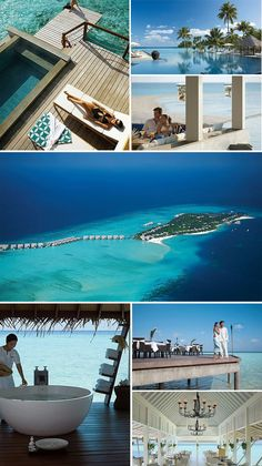 Four Seasons Maldives looks incredible!