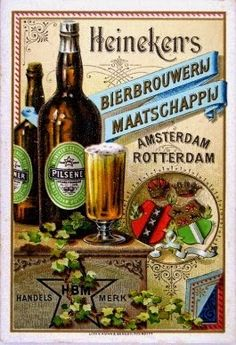 Poster Retro, Poster Ads, Retro Ads, Vintage Advertising Posters, Old Advertisements, Vintage Labels, Vintage Ads, Beer Poster, Beers Of The World