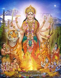 Navratri Puja will help you overcome all your negativities. Flourish with wealth on this Navratri by offering Homam to Lakshmi, Saraswathi & Durga.